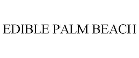 EDIBLE PALM BEACH