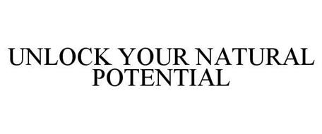 UNLOCK YOUR NATURAL POTENTIAL