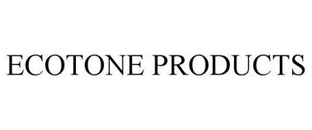 ECOTONE PRODUCTS