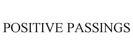 POSITIVE PASSINGS