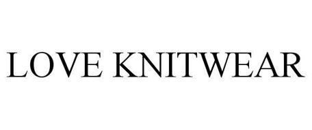 LOVE KNITWEAR