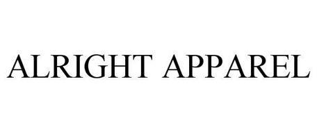 ALRIGHT APPAREL