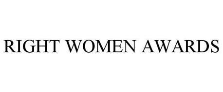 RIGHT WOMEN AWARDS
