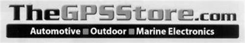 THEGPSSTORE.COM AUTOMOTIVE OUTDOOR MARINE ELECTRONICS