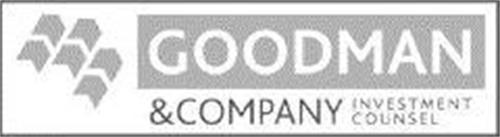 GOODMAN & COMPANY INVESTMENT COUNSEL
