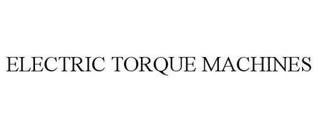 ELECTRIC TORQUE MACHINES