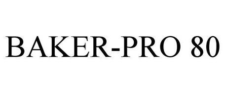 BAKER-PRO 80