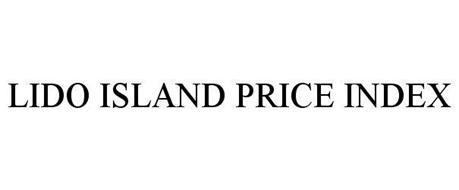 LIDO ISLAND PRICE INDEX