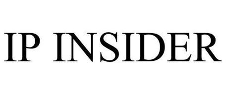 IP INSIDER