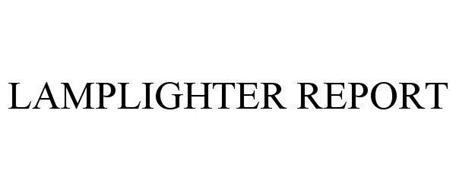 LAMPLIGHTER REPORT