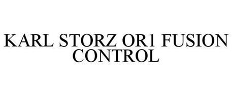 KARL STORZ OR1 FUSION CONTROL