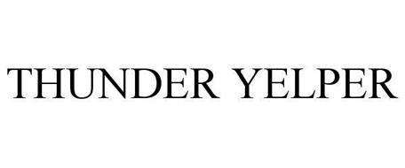 THUNDER YELPER
