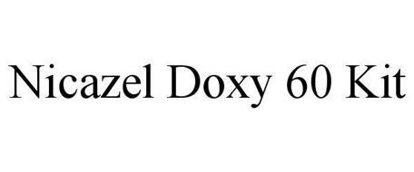 NICAZEL DOXY 60 KIT