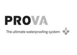 PROVA THE ULTIMATE WATERPROOFING SYSTEM