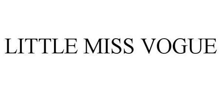 LITTLE MISS VOGUE