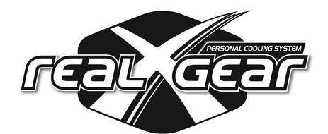 REAL X GEAR PERSONAL COOLING SYSTEM