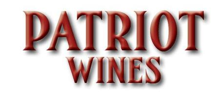PATRIOT WINES