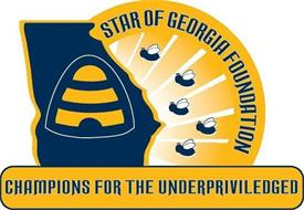 STAR OF GEORGIA FOUNDATION CHAMPIONS FOR THE UNDERPRIVILEDGED