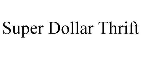 SUPER DOLLAR THRIFT