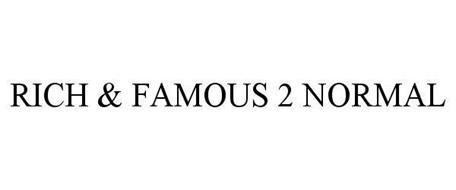 RICH & FAMOUS 2 NORMAL