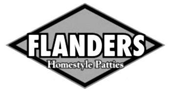 FLANDERS HOMESTYLE PATTIES