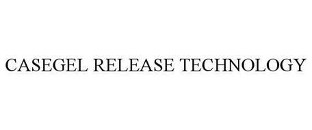 CASEGEL RELEASE TECHNOLOGY