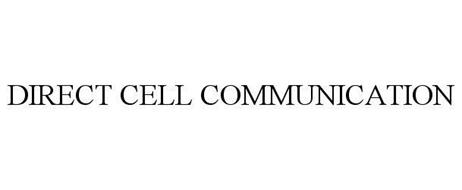 DIRECT CELL COMMUNICATION