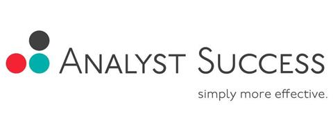 ANALYST SUCCESS SIMPLY MORE EFFECTIVE.