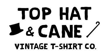 TOP HAT & CANE VINTAGE T-SHIRT CO.
