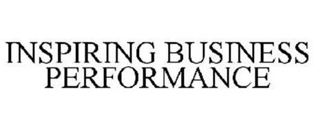 INSPIRING BUSINESS PERFORMANCE