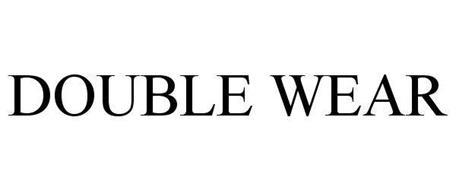 DOUBLE WEAR