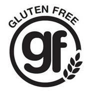 GLUTEN FREE GF