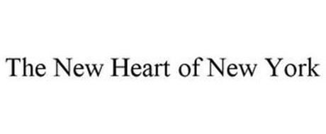 THE NEW HEART OF NEW YORK