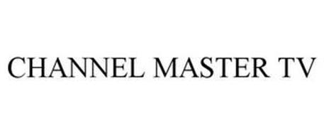 CHANNEL MASTER TV