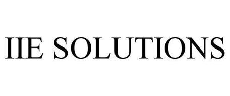 IIE SOLUTIONS