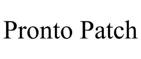 PRONTO PATCH