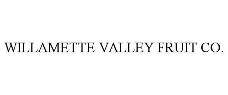WILLAMETTE VALLEY FRUIT CO.