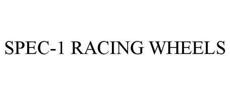 SPEC-1 RACING WHEELS