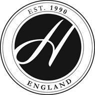 EST. 1990 H ENGLAND