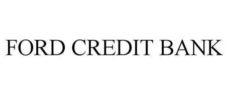 FORD CREDIT BANK