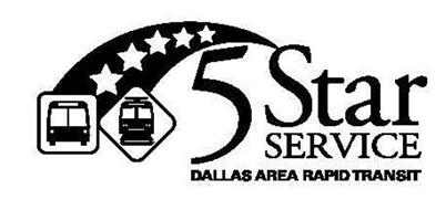 5 STAR SERVICE DALLAS AREA RAPID TRANSIT