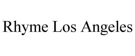 RHYME LOS ANGELES