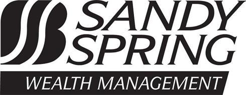 B SANDY SPRING WEALTH MANAGEMENT
