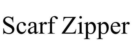 SCARF ZIPPER