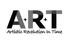 ART ARTÍSTÍC REVOLUTÍON IN TÍME