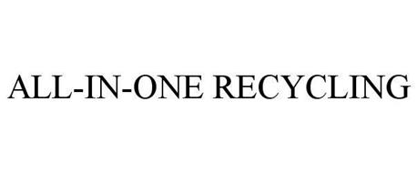 ALL-IN-ONE RECYCLING