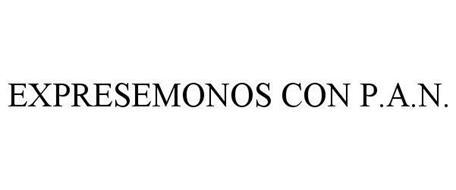 EXPRESEMONOS CON P.A.N.
