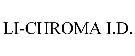 LI-CHROMA I.D.
