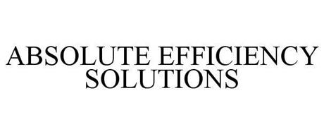 ABSOLUTE EFFICIENCY SOLUTIONS