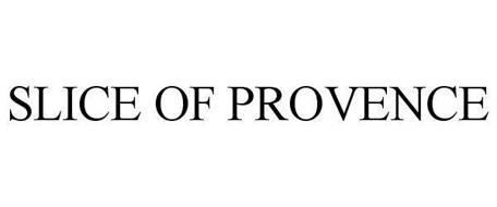 SLICE OF PROVENCE